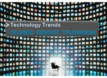 CCTV Technology Trends
