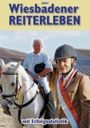Wiesbadener Reiterleben 2007 - PSV-Bierstadt