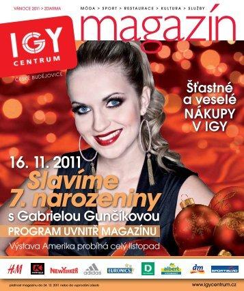 Zobrazit magazín v pdf - Igy