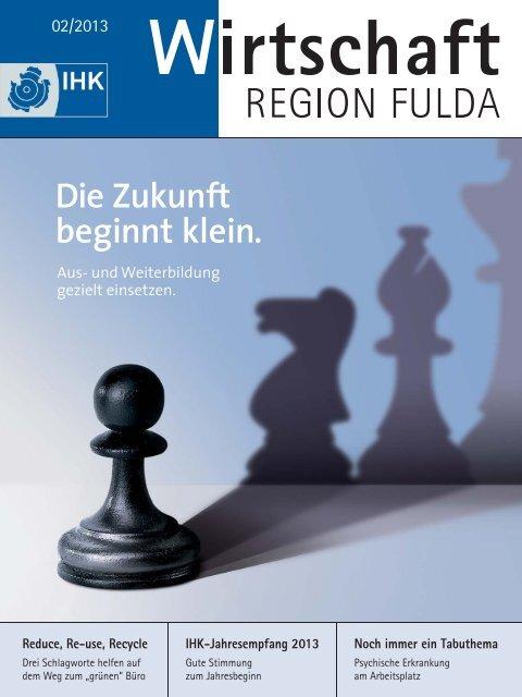 und Weiterbildung - IHK Fulda