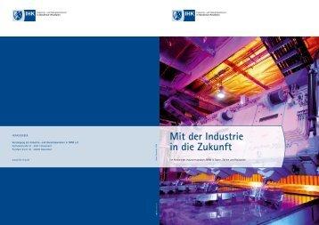 Mit der Industrie in die Zukunft - IHK Siegen