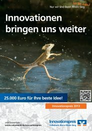 Flyer 2013 kl - IHK Bonn/Rhein-Sieg