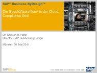 Title of the presentation This is the subtitle - und Handelskammer ...