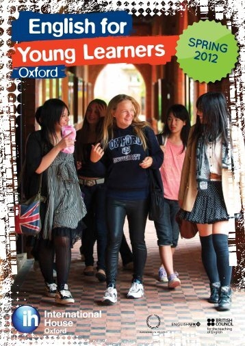 English for Young Learners - International House London