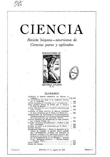 Número 6 - Instituto de Historia de la Medicina y de la Ciencia ...