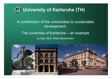 University of Karlsruhe (TH)