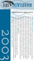 pdf document - International Institute for Asian Studies