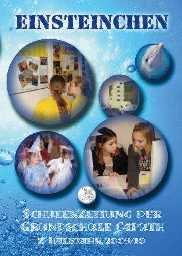 """Ich gehe zum Zahnarzt - der Grundschule """"Albert Einstein"""", Caputh"""