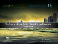 The role of Internal audit in strengthening corporate governance.pdf