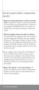Idaho Workers' Compensation - Workers' Comp Hub - Page 6