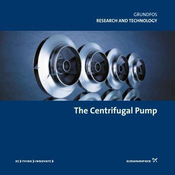 The Centrifugal Pump (pdf) - Grundfos