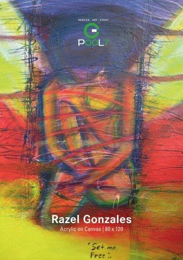Razel Gonzales - Grüner Kreis