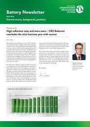 PDF (418 KB) - GRS-Batterien