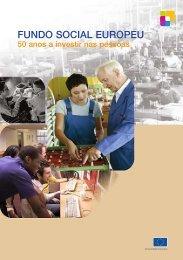 50 anos a investir nas pessoas - Instituto de Gestão do Fundo Social ...