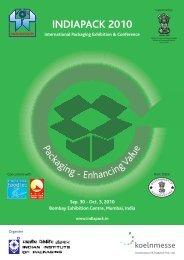 INDIAPACK 2010 - Indian Institute of Packaging