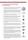 Report: Die dunkle Seite des Volkswagen-Konzerns - Greenpeace - Seite 3