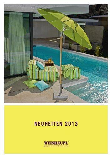 NEUHEITEN 2013 - Weishäupl