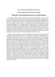 Klimat_ZOPAN_2007_II.. - Instytut Geofizyki