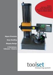 toolset measuring system - innotool austria