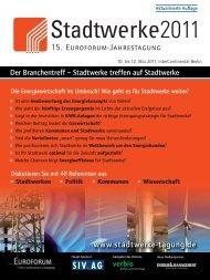 15. Euroforum-Jahrestagung - IIR Deutschland GmbH