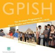 GPISH prospectus 2012-16_Layout 1.qxd - The Institute of Ismaili ...