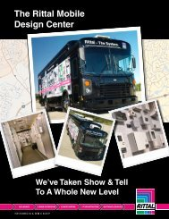 The Rittal Mobile Design Center - Rittal Corporation