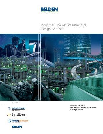 2012 Industrial Ethernet Infrastructure Design Seminar