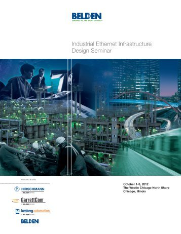 2012 Industrial Ethernet Infrastructure Design Seminar