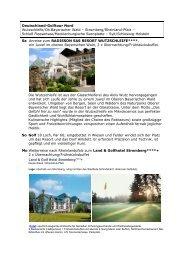 Deutschland-Golftour Nord Wutzschleife/Ob.Bayerischer ... - GolfXtra