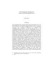 Die Strategischen Grundlagen der Außen- und Sicherheitspolitik der ...