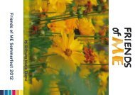 Einladung FOME Sommerfest 2012