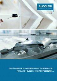Broschüre Alcolor (PDF)