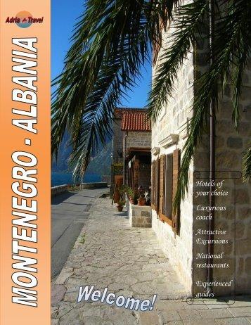 Montenegro Albania - Montenegro Travel