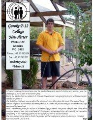 30 May 2013.pdf - Goroke P-12 College