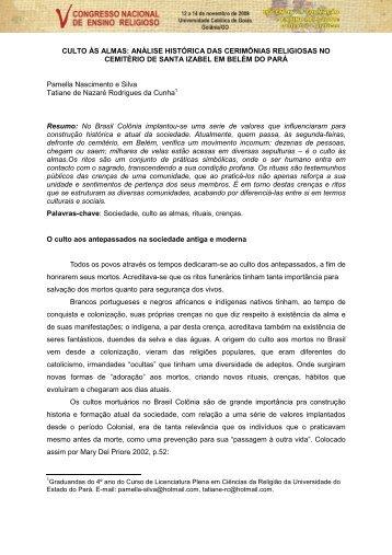 0106_PAMELLA N. E SILVA e TATIANE DE NAZARE R. DA ... - GPER