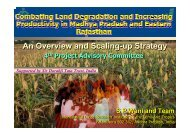An Overview and Scaling-up Strategy - Icrisat