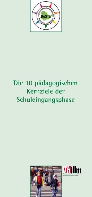 Schuleingangsphase - Universität Bremen