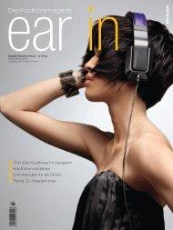 ear in Mediadaten 2013/2014 - Michael E. Brieden Verlag GmbH