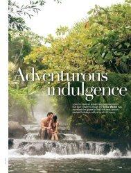 Brides magazine Adventurous Indulgence - Anantara