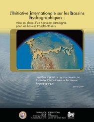 L'Initiative internationale sur les bassins hydrographiques