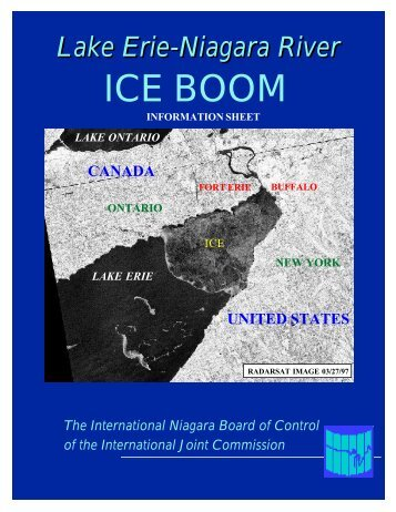 Niagara River Ice Boom
