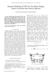 Source Converters and a Series Capacitor - ijcee