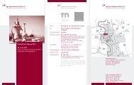 Infos und Programm im Flyer zum Download hier - Ingenieurkammer ...