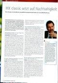 IKK classic setzt auf Nachhaltigkeit - Seite 2