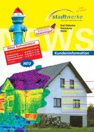 Kundeninformation NEU - Vereinigte Stadtwerke GmbH