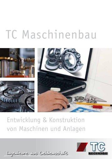 Folder TC Maschinenbau (PDF) - iks Gruppe