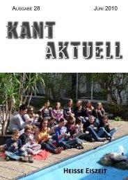 Heisse Eiszeit - Immanuel-Kant-Schule Rüsselsheim