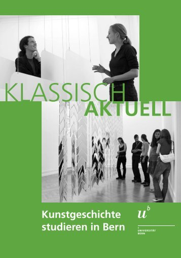 BA Flyer (pdf, 844KB) - Institut für Kunstgeschichte