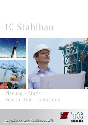 Folder TC Stahlbau (PDF) - iks Gruppe