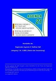 Newsletter Nr. 3 RA Stettiner Haff - IKZM-Oder